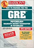 img - for How to Prepare for the GRE in Psychology (Barron's Gre Psychology) by Edward Palmer (2001-07-01) book / textbook / text book