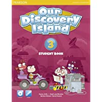 OUR DISCOVERY ISLAND 3 STUDENT BOOK