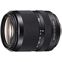 SONY DT 18-135mm F3.5-5.6 SA Sony A-mount lens SAL18135 - International Version (No Warranty)