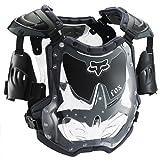 Fox Racing R3 Women's Roost Deflector MotoX/Off-Road/Dirt Bike Motorcycle Body Armor - Black/Grey / SmallMedium