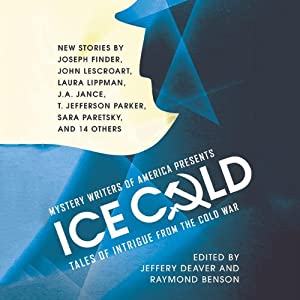 Mystery Writers of America Presents Ice Cold Audiobook