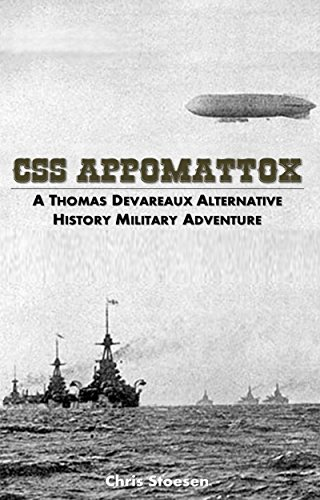 CSS Appomattox by Chris Stoesen