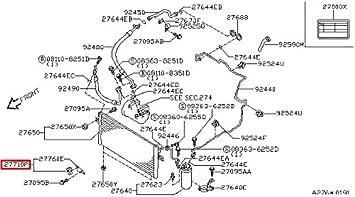 OE# 27710-31U00 New Ambient Air Temperature Sensor For Nissan Infiniti