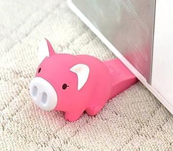 Merlilive-Bouchon de porte (cochon)