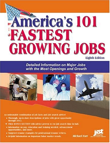 America's 101 Fastest Growing Jobs: Detailed Information on