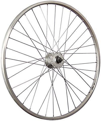Taylor-Wheels 28 Pulgadas Rueda Delantera Bici YAK19 con Dinamo ...