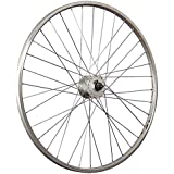 Taylor Wheels 28 Zoll Vorderrad YAK19 mit Shimano DH-C3000 Nabendynamo - silber