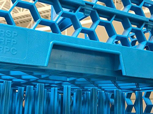 Carlisle  (RG2514) 25 Compartment Full Size OptiClean Glass Rack