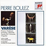 Varese: Ionisation / Ameriques / Density 21.5 / Octandre / Arcana / Integrales / Offrandes