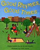 Good Rhymes, Good Times, Lee Bennett Hopkins, 0064435989