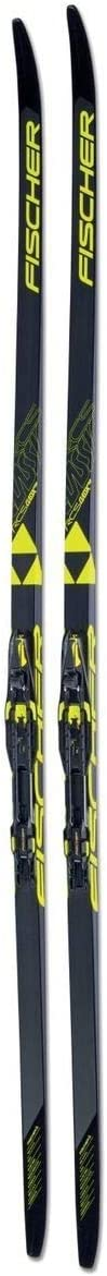 Fischer RCSクラシックプラスIFP Skis 1色 202cm Soft