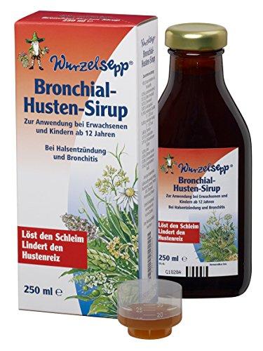Wurzelsepp Bronchial-Husten-Sirup, 250 ml