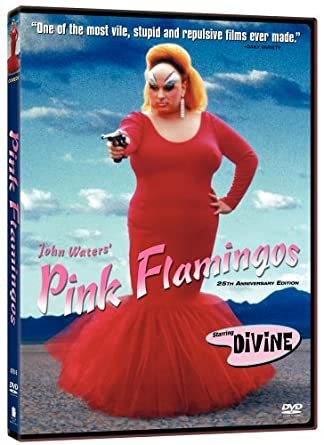 Image result for divine in pretty flamingos