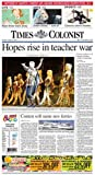 Times Colonist - Saturday Only