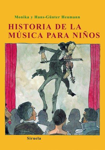 Descargar Libro Historia De La Música Para Niños Monika Heumann