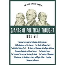 Giants of Political Thought Boxed Set: Knowledge Products