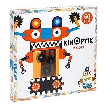 Kinoptik Construcción RobotsAmazon Y Juegos Djeco esJuguetes oCrdWEQxBe