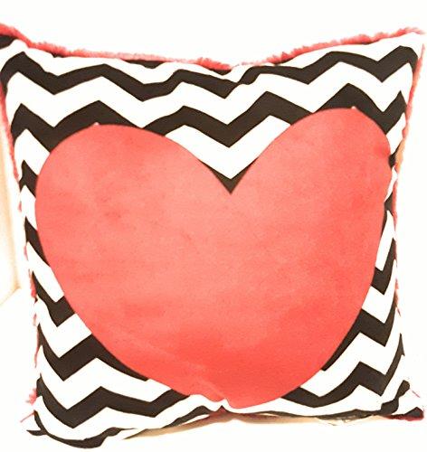 Price comparison product image Plush Heart Pillow