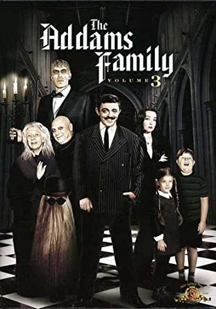 Amazon Com The Addams Family Volume 3 Various Various Movies Tv