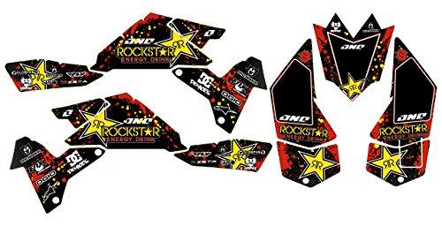 SUZUKI ltr 450 star Decal Sticker Kit in MX Vinyl (Non OEM)