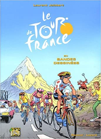 Livre Le Tour de France en bandes dessinées pdf, epub ebook
