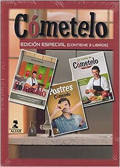 Caja Cómetelo. Edición Especial Para Regalo, 3 Libros por Enrique Sánchez Gutierrez epub