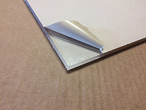 4-Pack Clear Cast Acrylic Plexiglass Sheet - 6
