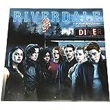 2019 Riverdale Wall Calendar 16 Month