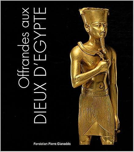 Livres gratuits Offrandes aux dieux d'Egypte pdf ebook