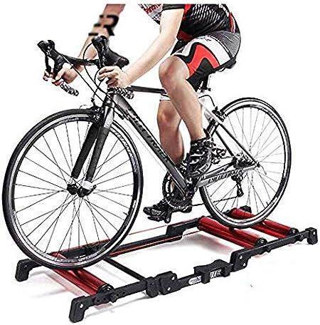 Rodillos bicicleta plegable moto - entrenamiento ciclismo ...
