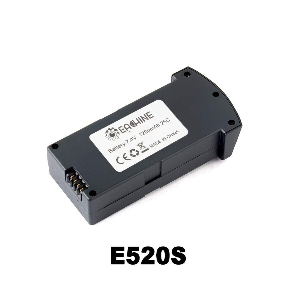 EACHINE E520 RC Drohne Ersatzakku7.4V 1200MAH 25C LiPo Akku