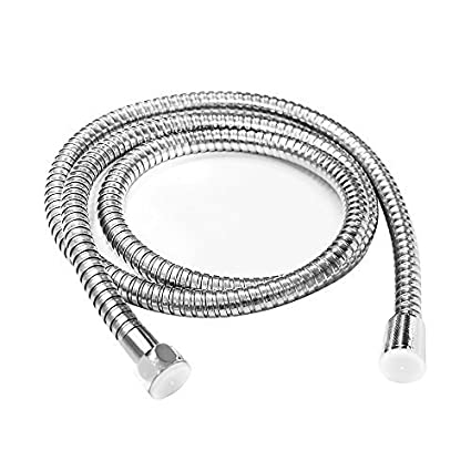Crown 59 Inch Shower Hose Stainless Steel Handheld Showerhead Hose