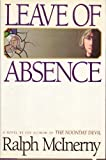 Leave of Absence, Ralph McInerny, 0689117833