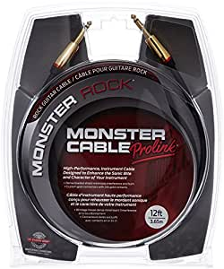 Monster M ROCK2-12 - 12' Monster Rock Instrument Cable