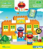 Sesame Street Neighborhood Collection Schoolhouse Building Set