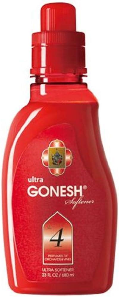 GONESH 【ガーネッシュ(GONESH)】 液体 石鹸 ガーネッシュ 24本セット ボディソープ No.4