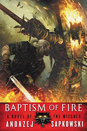 What's the meaning of the phrase 'Baptism of fire'?