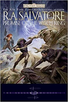 Book Promise of the Witch King: Bk. 2 (Forgotten Realms: The Sellswords)