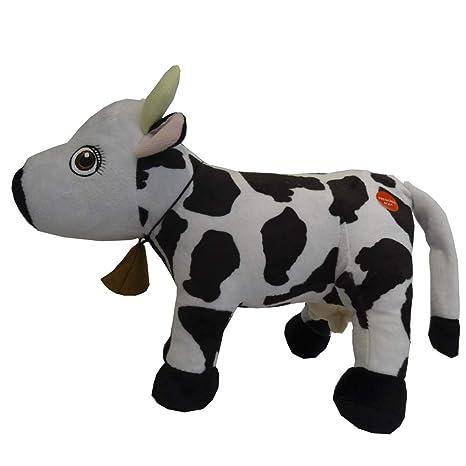 LA Granja DE Zenon Peluche Musical Vaca Lola: Amazon.es: Juguetes y juegos