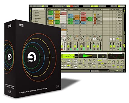 Ableton Live 5 Music Recording and Performance Software