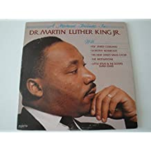 A Musical Tribute To Dr. Martin Luther King Jr. Vinyl Lp Savoy Records SL 14764 W/ Rev. James Cleveland, Dorothy Norwood, The Motivations, Little Stevie & The Gospel Super Stars