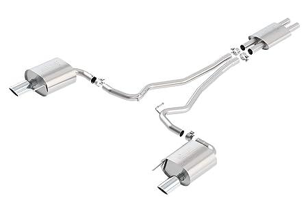 Amazon Com Borla 140588 Exhaust System Automotive