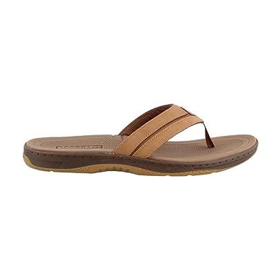 SPERRY Men's, Havasu Burgee Thong Sandals TAN 9 M   Sandals