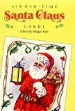 Six Old-Time Santa Claus Postcards, , 0486275116