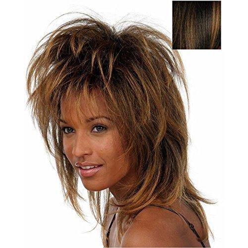 [Tina Turner Wig (FS4/12)] (Tina Turner Wig)