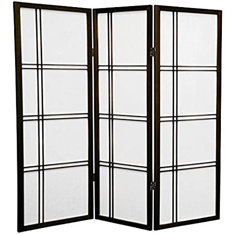 Amazon.com: ORIENTAL FURNITURE Zen Design Cross Hatch ...