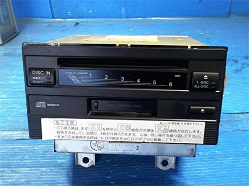 トヨタ 純正 クラウンマジェスタ S170系 《 JZS177 》 チェンジャー P20500-18006210 B07DLBK3RM