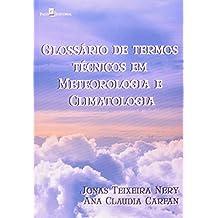 Glossário de Termos Técnicos em Meteorologia e Climatologia