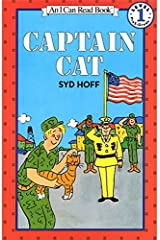 Captain Cat (I Can Read Level 1) Paperback