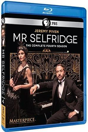 49ea3ce46a31 MR Selfridge  Season 4  Blu-ray   Amazon.co.uk  DVD   Blu-ray